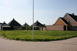 Nij Altoenae – Twee onder één kap woning