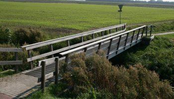 Herstel brug Oudebildtdijk 1