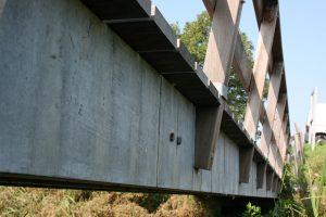 Herstel brug Oudebildtdijk 3