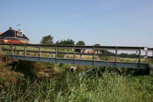 Herstel brug Oudebildtdijk 4