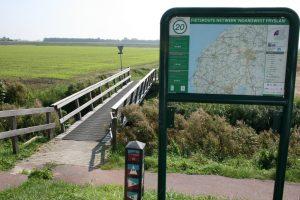 Herstel brug Oudebildtdijk 5