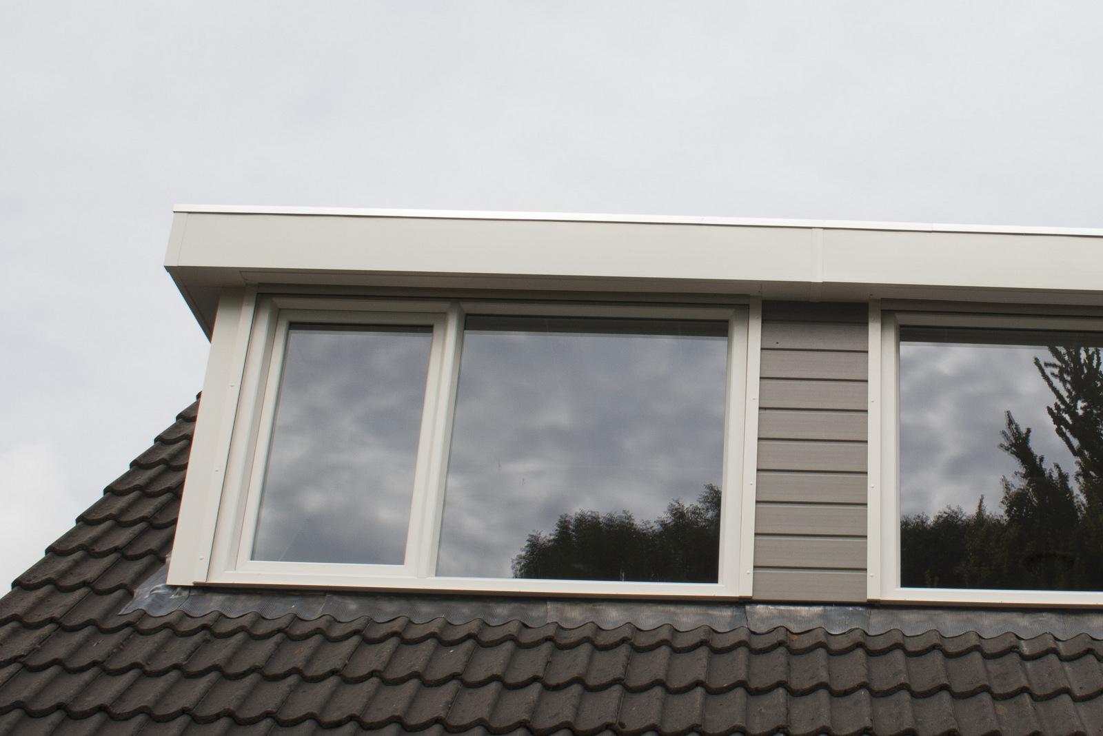 Kunststof dakkapel Leeuwarden 4