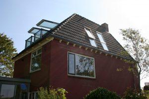 Renovatie en uitbreiding woning 6