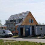 Metselwerk | Minnertsga Twee onder één kap woning